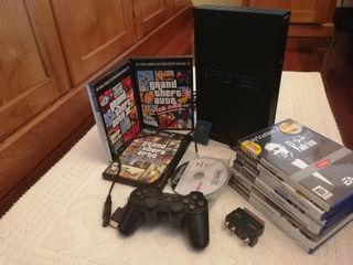 PS2+Juegos