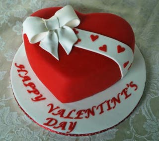 Tartas para San Valentin