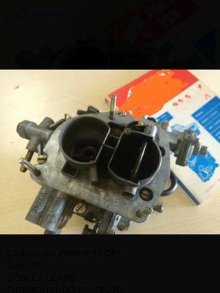 carburador weber 32 drtm