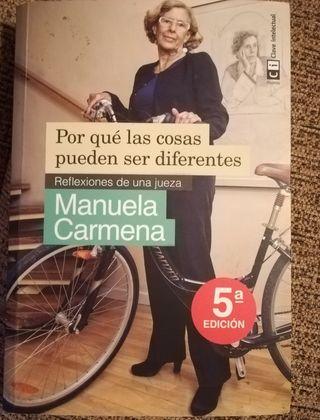 """Libro """"Por qué las cosas pueden ser diferentes"""""""