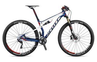 Bicicleta montaña Scott Spark 910 año 2015