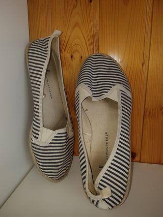 zapatillas manoletinas 2 euros!!