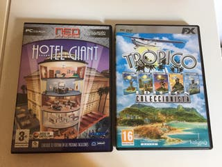 Juegos PC (títulos varios)