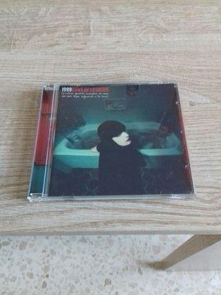 CD love of lesbian - 1999