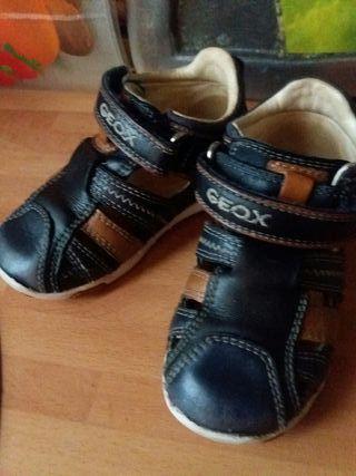 zapatos niño Geox