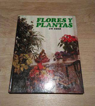 Libros flores y plantas / jardinería