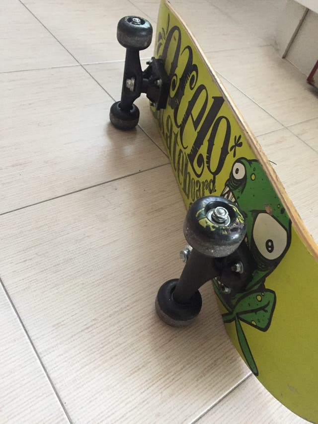 Monopatín skate