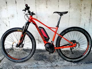 Bicicleta eléctrica E bike Orbea Wild