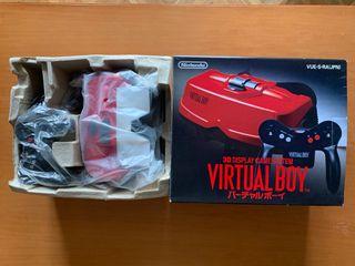 Nintendo Virtual Boy Edicion Japon