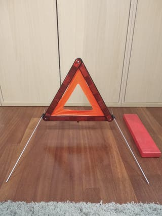 Triangulos señalización
