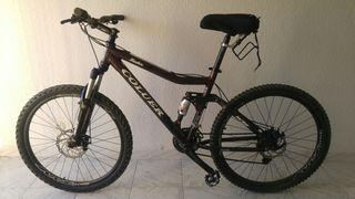 Mountain Bike Bicicleta montaña