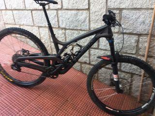 Bicicleta enduro/ descenso