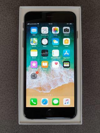IPhone 6 Plus 64gb negro libre