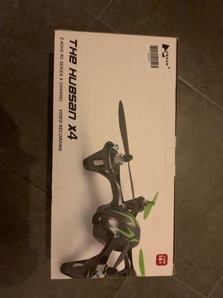 Dron the hubsan x4