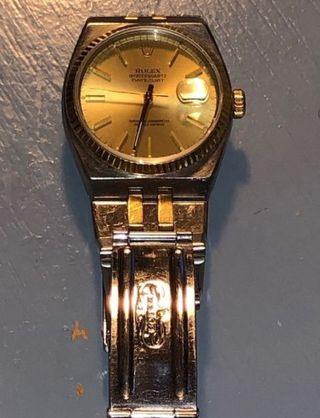 Rolex - Oysterquartz Datejust - 17013 - Unisex - 1