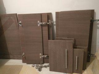 puertas muebles cocina