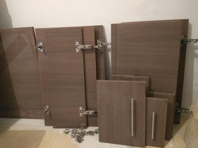 Puertas muebles cocina de segunda mano por 40 € en Lleida en WALLAPOP
