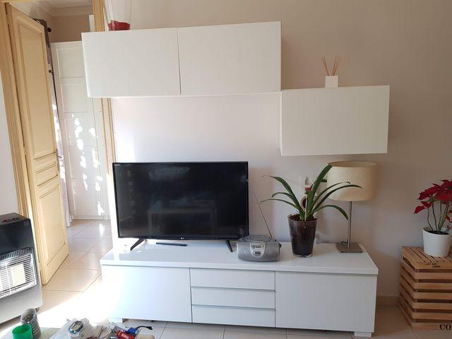 Mueble comedor Ikea + mesa y 4 sillas de segunda mano por 315 € en ...