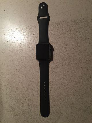 Apple Watch Serie 1 38mm negro
