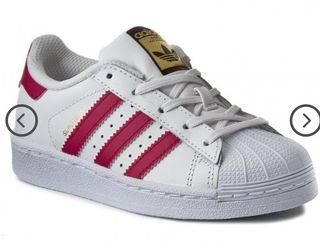Adidas talla 30 Superstar