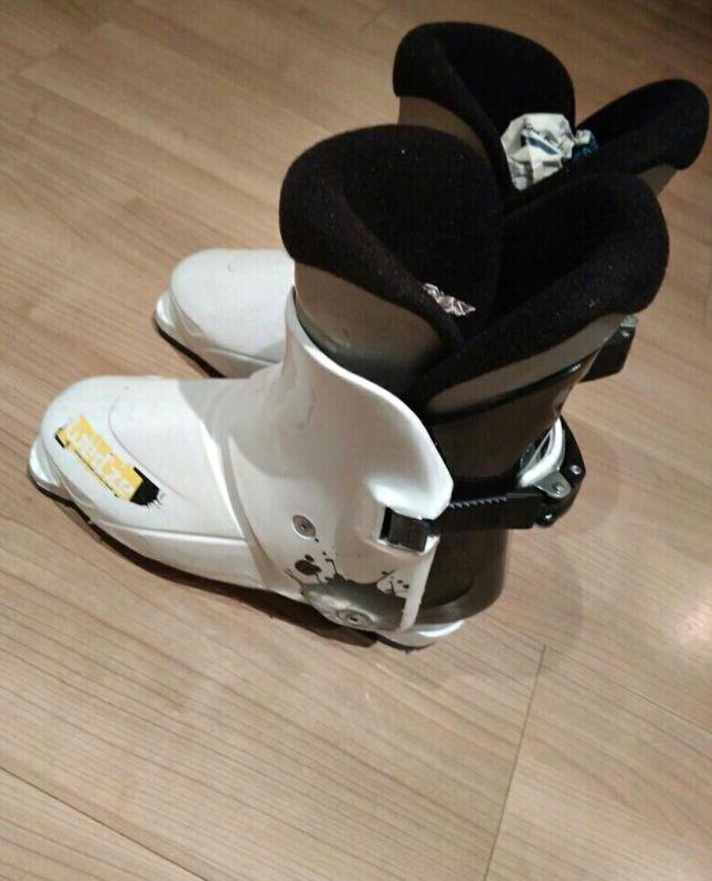 Botas esqui talla 36