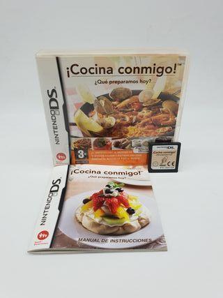 ¡Cocina Conmigo! DS ...