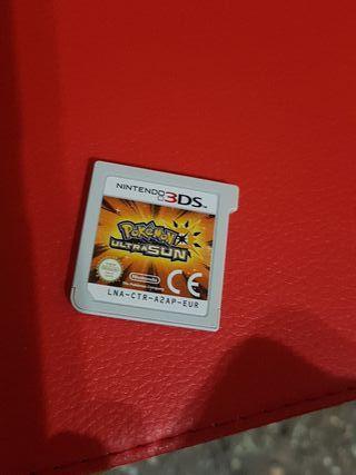 nintendo 3DS pokemon ultrasun