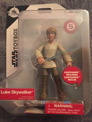 Figura Luke Skywalker. Star Wars