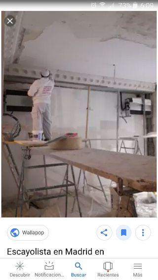 Material de construcción y escayolista