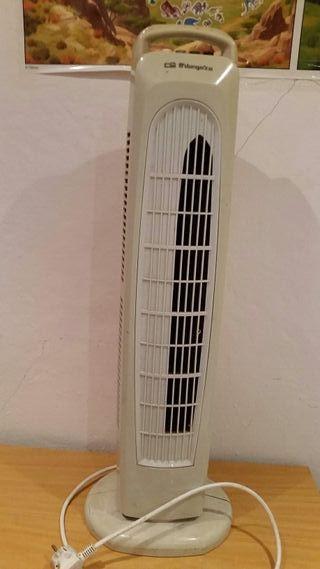 ventilador de aire acondicionado
