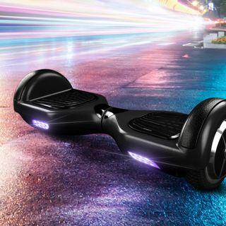 """Hoverboard NUEVO 6,5"""" Bluetooth Patinete eléctrico"""