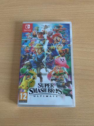 Super Smash Bros (Nintendo Switch) - Nuevo