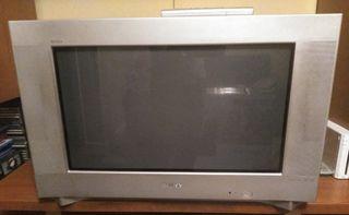 Televisión Sony Trinitron y TDT