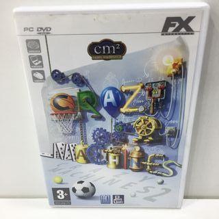 JUEGO PC CRAZY MACHINES 2