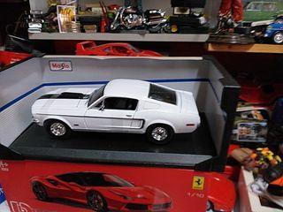 1:18 maqueta Ford Mustang GT cobra 1968