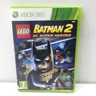 JUEGO MICROSOFT XBOX 360 LEGO BATMAN 2