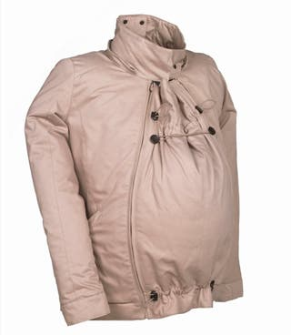 Abrigo de porteo el corte ingles