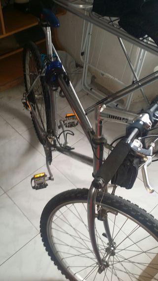 bici de aluminio