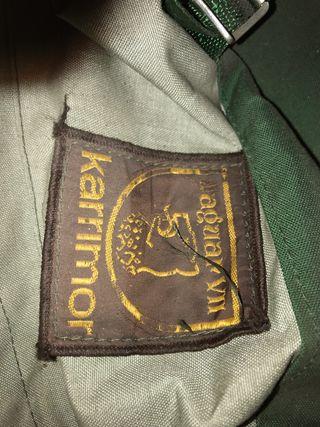 Mochila vintage Tipo militar Karrimor