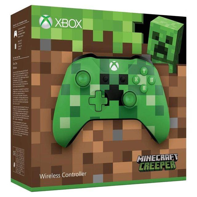 85aa768951747 XBOX ONE Mando Inalámbrico Minecraft Creeper de segunda mano por 50 ...