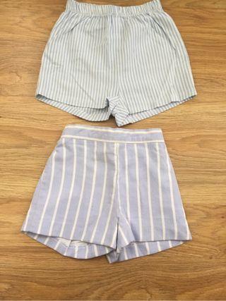 Pack 2 pantalones talla 1