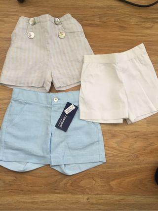 Pack 3 pantalones t-3