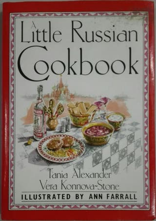 Cookbook. Little Russian.