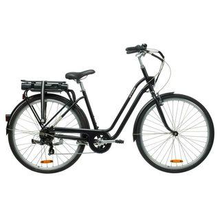 Bicicleta electrica de paseo Btwin Elops 500 e