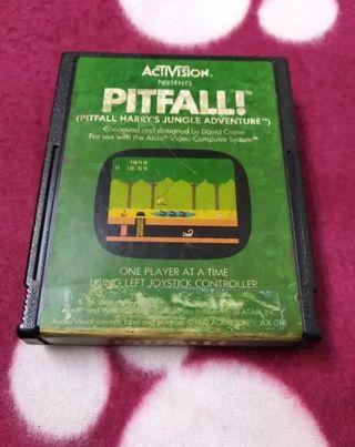 Juego Atari VCS 2600 PITFALL! envío gratuito.