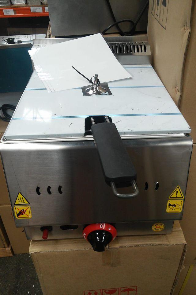 Freidora 8 litros gas natural