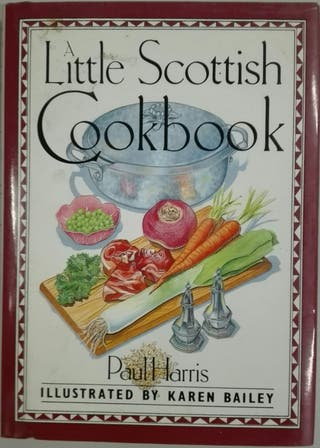 Cookbook. Little Scottish.