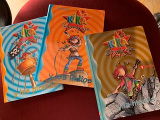 PACK/LOTE Libros Kika Superbruja