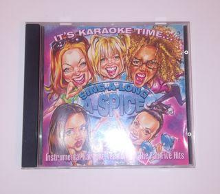 Spice Girls Karaoke.