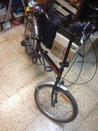 Bicicleta Plegable oferta